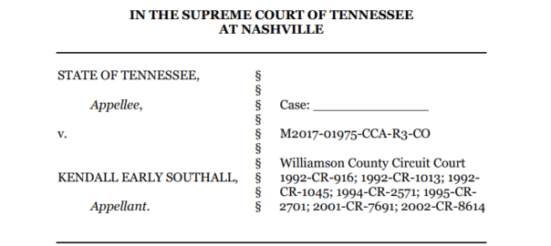 Supreme Court of Tennessee Blog | A legal blog dedicated to